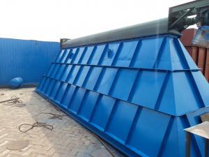 DDF型大型袋式反吹除尘器