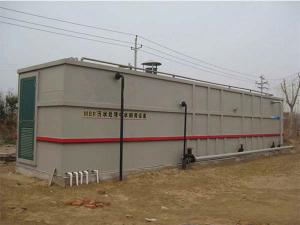 智能化MBR医院废水的应用